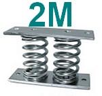 Série 2M - 300 à 1100 kgs