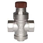 Réducteur - Régulateur De Pression EAU A Piston - Pn15 Ajustable 1 A 4 Bar