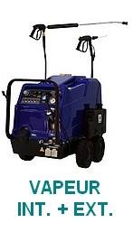 STEAM POWER PLUS - Nettoyage vapeur/désinfection Vapeur
