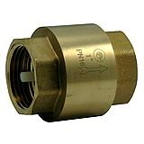 Clapet laiton toutes positions - obturateur laiton - taraudé BSP