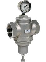 Réducteurs pression VAPEUR INOX
