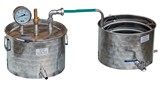 ALAMBICS INOX SPA 25 LITRES - Vapo-distillation