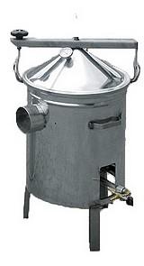 INFUSEUR PLANTES 35 à 90 litres - GAZ
