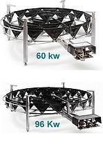 BRULEURS GAZ 59  kW à 95 KW PRO - Circulaires