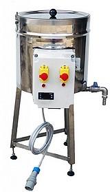 CUVE chauffage ELECTRIQUE  25 litres - double paroi eau - max 95°C