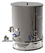 CUVE EAU CHAUDE - chauffage ELECTRIQUE  - 100 à 800 litres