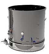 CUVE EBULLITION chauffage ELECTRIQUE -  100 à 800 litres