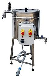 CUVE chauffage ELECTRIQUE  25-50-100 litres - double paroi eau
