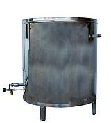 CUVE avec CHAUFFAGE GAZ 120 à 500 litres