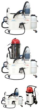 STEAMCARpower PRO 1  - 3 à 6 KW - Mono 230V / TRI 400 V