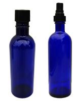 Flacons PET 200 ml - pour spray alu ,capsule alu ou bouchon noir