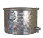 FUTS INOX 304L -  6 et 8/10 -ème - avec robinet ou avec bouchon - BONNES AFFAIRES