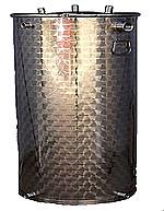 RESERVOIRS INOX 304L - 10/10 -ème - Avec 5/7 piquages