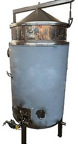 INFUSEUR PLANTES 200 à 500  litres - GAZ