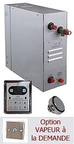 Générateur de vapeur résidentiel INOX - KSN-B/C