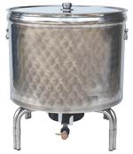 CUVES   INOX GAZ - 50 à 200 L