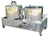 MICROBRASSERIE 2 cuves chauffage GAZ
