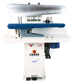 PRESSES A REPASSER P88 INOX (blanchisserie)