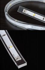 Kit éclairage RUBANS LEDS BLANC à encastrer IP67