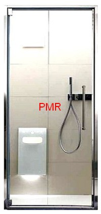 PORTES Hammam SPA - INOX PMR