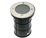 KIT SPOTS GT INOX  - A sceller - diamètre 110 mm - Blanc chaud 3000K