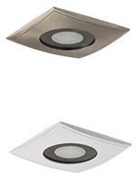Kit spots PRO - SRC - carrés - à encastrer - 100 x 100 mm - Blanc chaud 3000K