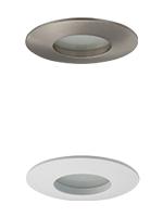 Kit spots PRO - SRM - ronds - à encastrer - diamètre 85 mm - Blanc chaud 3000K