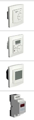 Thermostats pour banquettes et tables de gommage