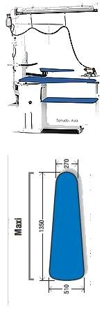 TORNADO - 4 fonctions - Ergonomique - Avec ou sans Fer vapeur
